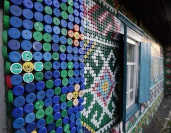 Что можно сделать из пробок пластиковых бутылок (1)