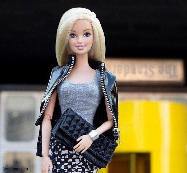 Гардероб для куклы Барби (1)