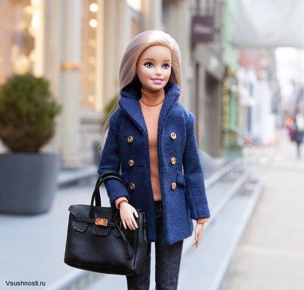Гардероб для куклы Барби (2)