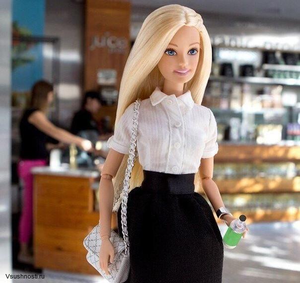 Гардероб для куклы Барби (4)