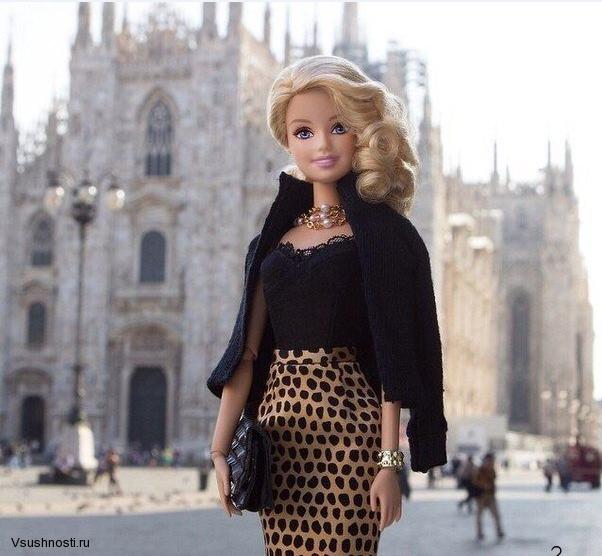Гардероб для куклы Барби (5)