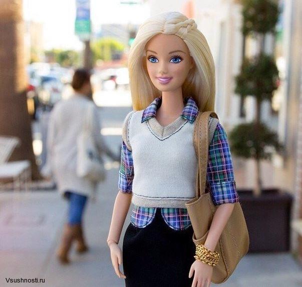 Гардероб для куклы Барби (6)