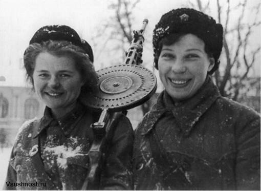 Женщины на войне правда, о которой не принято говорить.  (1)