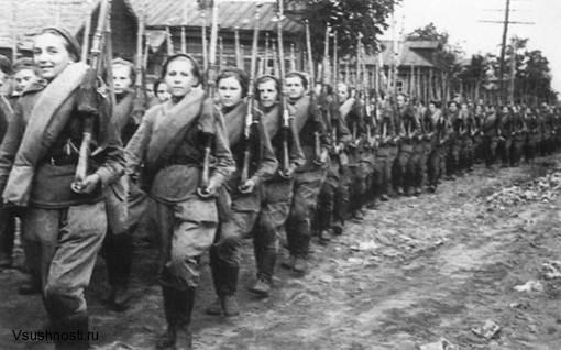 Женщины на войне правда, о которой не принято говорить. (3)