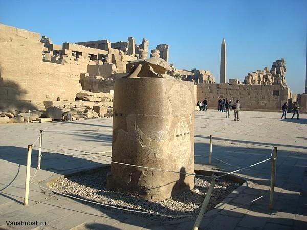 Памятники, исполняющие желания (3)