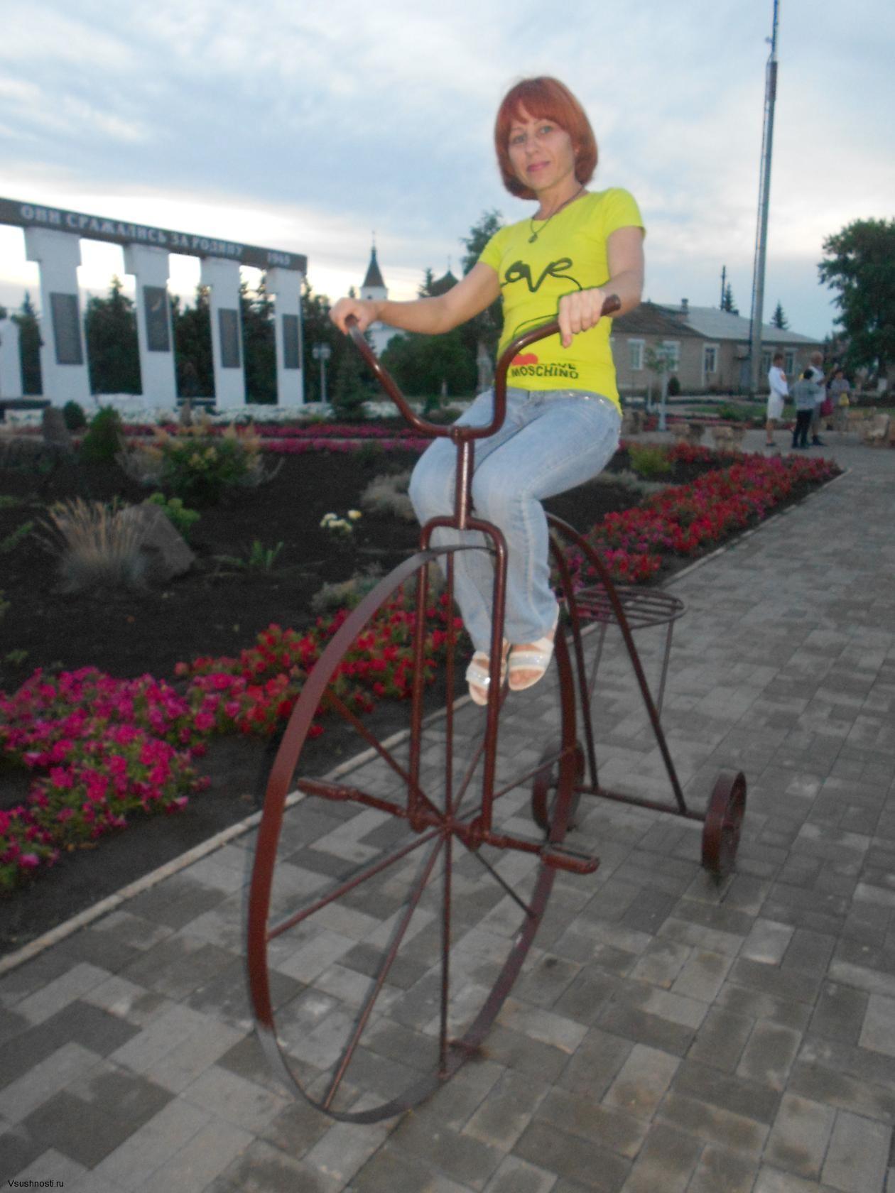 Пенни-фартинг - велосипед (5)